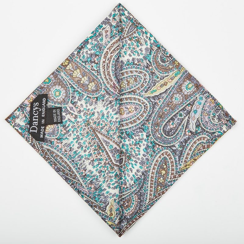The Edwin Pocket Square.