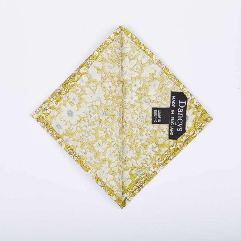 The Horace Pocket Square.