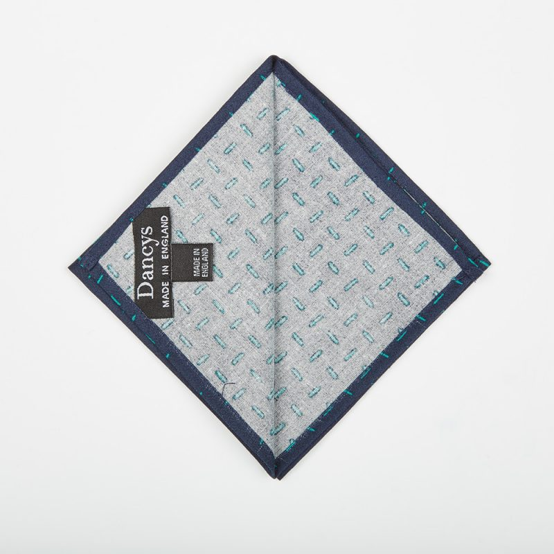 The Inigo Pocket Square.