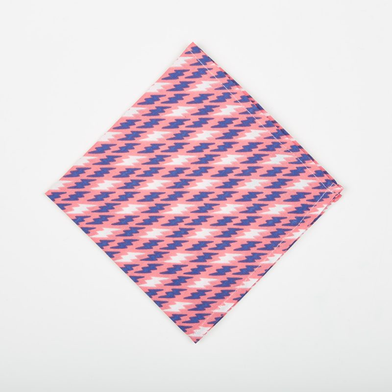 The Jago Pocket Square.