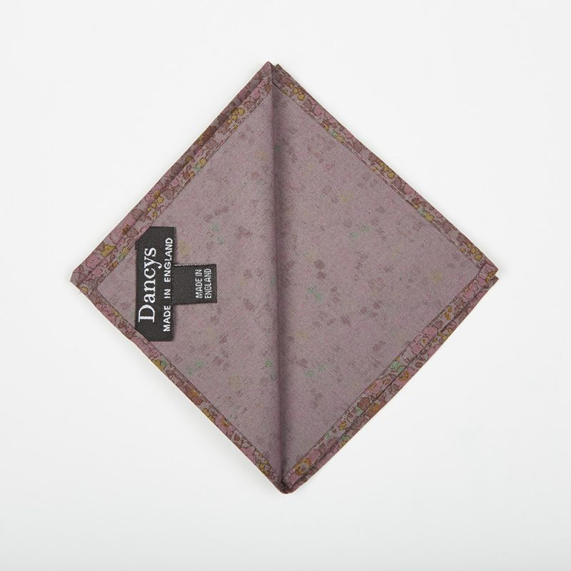 The Jasper Pocket Square.