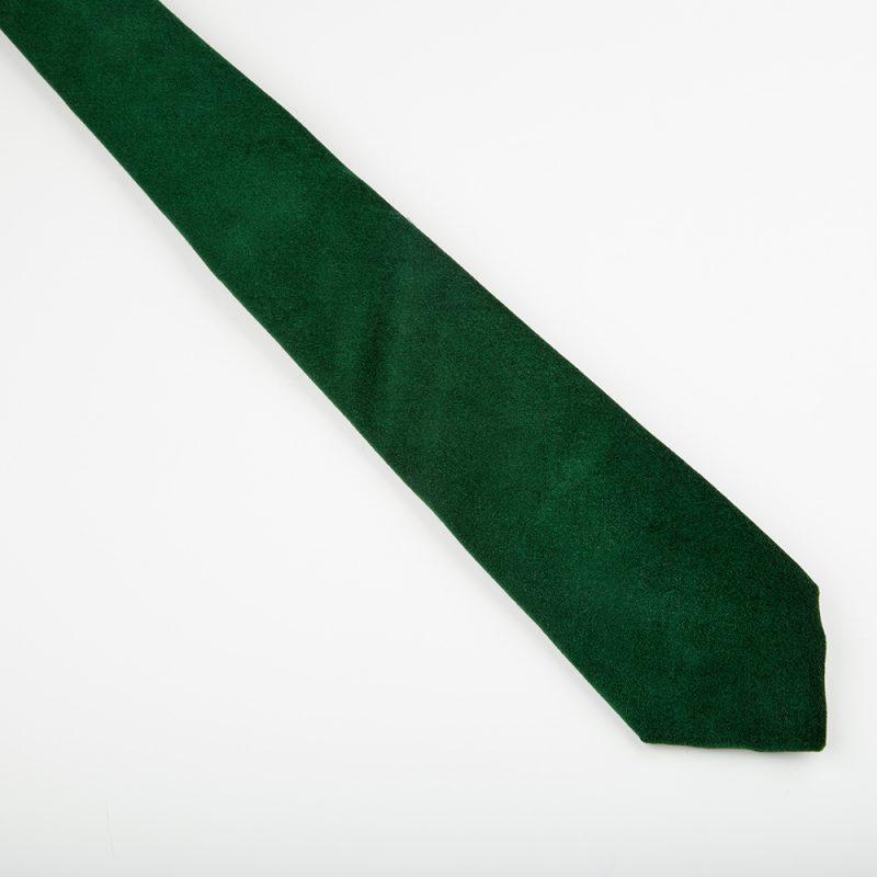 Emerald Velvet Tie.