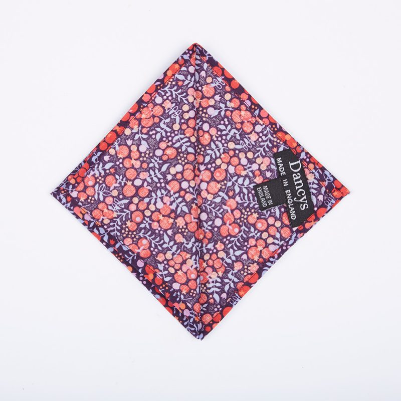 The Theodore Pocket Square.