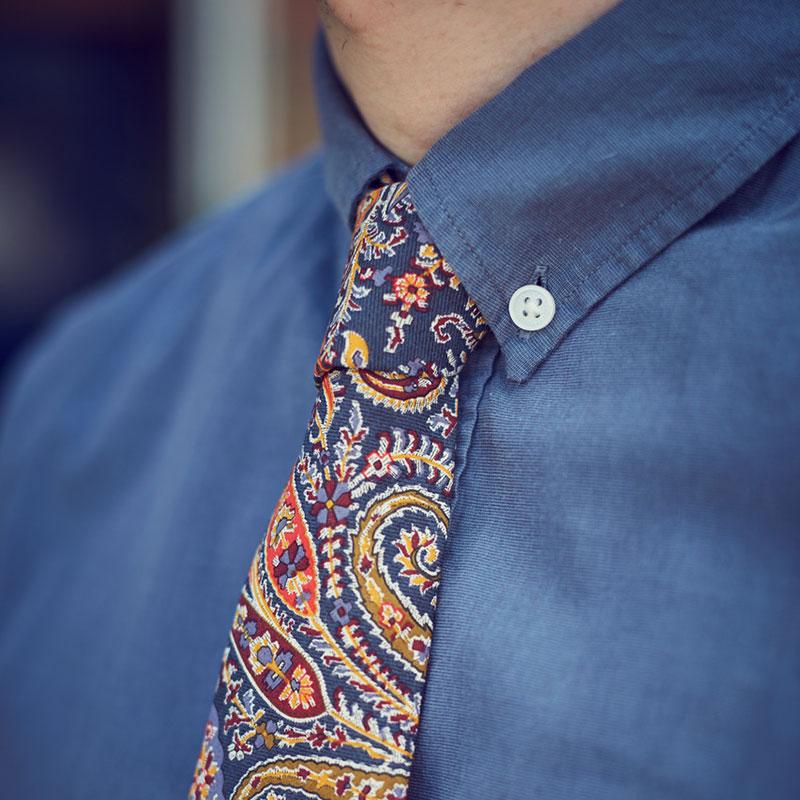 Reginald Paisley Tie